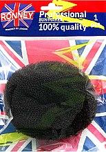 Parfums et Produits cosmétiques Donut cheveux, noir - Ronney Professional Bun Maker