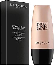 Parfums et Produits cosmétiques Fond de teint longue tenue - Mesauda Milano Perfect Skin Foundation