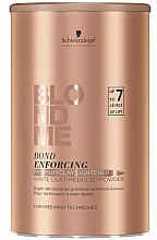 Parfums et Produits cosmétiques Argile décolorante en poudre pour cheveux - Schwarzkopf Professional Blondme Claylightener