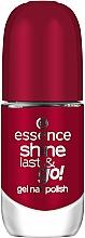 Parfums et Produits cosmétiques Vernis à ongles effet gel - Essence Shine Last & Go! Gel Nail Polish