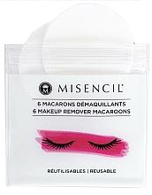 Parfums et Produits cosmétiques Disques démaquillants réutilisables - Misencil Makeup Remover Macaroons