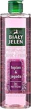 Parfums et Produits cosmétiques Gel douche à la bardane et myrtille - Bialy Jelen