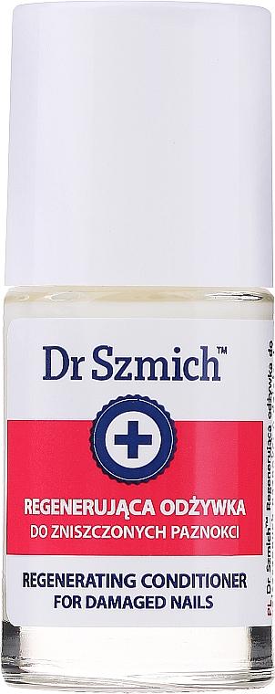 Revitalisant pour ongles - Delia Dr. Szmich Regenerating Nail Conditioner