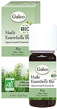 Parfums et Produits cosmétiques Huile essentielle bio de pin - Galeo Organic Essential Oil Pine