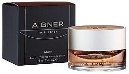 Parfums et Produits cosmétiques Aigner In Leather Man - Eau de Toilette