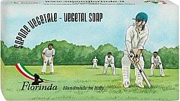 Parfums et Produits cosmétiques Savon artisanal, Base-ball - Florinda Sport & Spezie Natural Soap