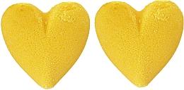 Parfums et Produits cosmétiques Bombe de bain à l'arôme de mangue Coeur - Lalka