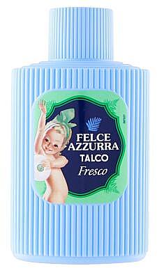 Talc pour corps - Felce Azzurra Fresh Talcum Powder