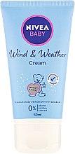 Parfums et Produits cosmétiques Crème à l'extrait de calendula pour visage - Nivea Baby Cold Protection Cream