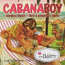 Parfums et Produits cosmétiques Fard à paupières et joues - theBalm Shadow-Blush Cabana Boy