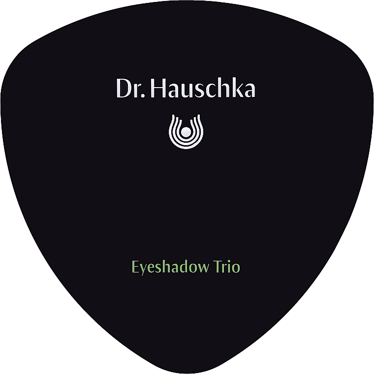 Trio fards à paupières - Dr. Hauschka Eyeshadow Trio — Photo N2