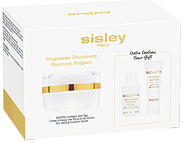 Parfums et Produits cosmétiques Coffret cadeau - Sisleya L'Integral Anti-Age Eye And Lip Contour Cream Set (cr/4ml + lot/15ml + cr/lip/eye/15ml)