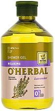Parfums et Produits cosmétiques Gel douche relaxant à l'extrait de lavande - O'Herbal Relaxing Shower Gel