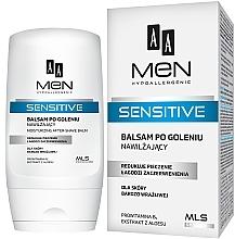 Parfums et Produits cosmétiques Baume après-rasage à l'extrait d'aloe vera et provitamine B5 - AA Men Sensitive Moisturizing After-Shave Balm