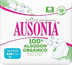 Parfums et Produits cosmétiques Protège-slips hygiéniques, 12 pcs - Ausonia Cotton Protection