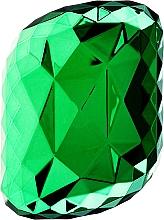 Parfums et Produits cosmétiques Brosse à cheveux, vert - Twish Spiky Hair Brush Model 4 Diamond Green