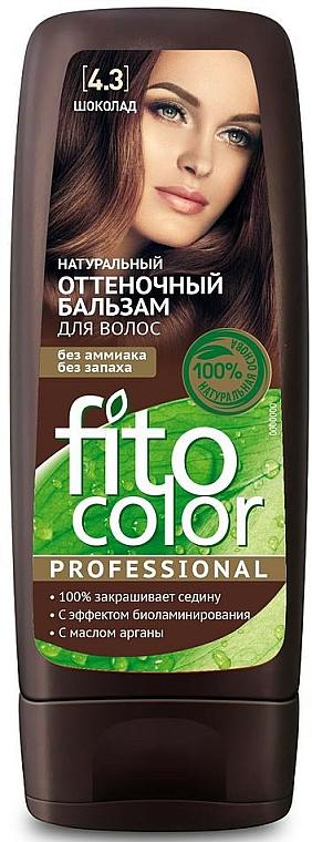 Baume colorant naturel pour cheveux - Fito Kosmetik FitoColor Professional