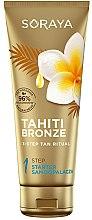Parfums et Produits cosmétiques Lotion auto-bronzante pour corps, étape 1 - Soraya Tahiti Bronze 1 Step Starter