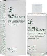Parfums et Produits cosmétiques Eau nettoyante à l'arbre à thé - Benton Tea Tree Cleansing Water
