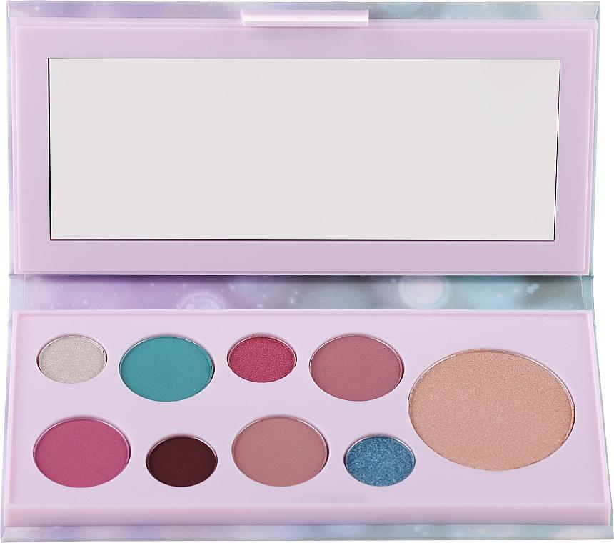 Palette de maquillage - Avon Mark Pearlesque Treasure Palette For Eyes & Face