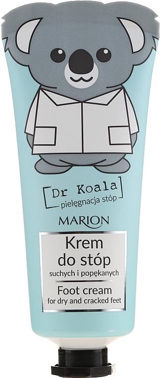 Crème pour les pieds - Marion Dr Koala Foot Cream