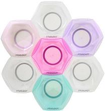 Parfums et Produits cosmétiques Bols à teinture emboîtables - Framar Connect & Color Bowls Rainbow