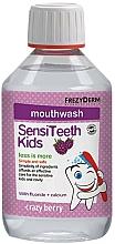Parfums et Produits cosmétiques Bain de bouche - Frezyderm SensiTeeth Kids Mouthwash