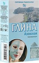 Parfums et Produits cosmétiques Argile bleue d'Azov pour visage et corps - FitoKosmetik