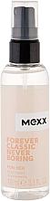 Parfums et Produits cosmétiques Mexx Forever Classic Never Boring for Her - Brume parfumée