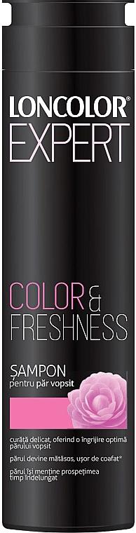Shampooing à la glycérine - Loncolor Expert Color & Freshness Shampoo