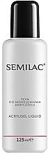 Parfums et Produits cosmétiques Liquide de modelage pour gel acrylique - Semilac Acrylic Gel Liquid