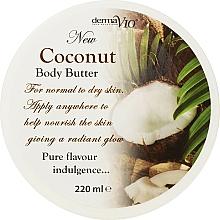 Parfums et Produits cosmétiques Beurre pour corps, Noix de coco - Derma V10