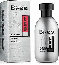 Parfums et Produits cosmétiques Bi-Es Ego Platinum - Eau de Toilette