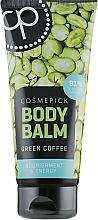 Parfums et Produits cosmétiques Baume à l'extrait de café vert pour corps - Cosmepick Body Balm Green Coffee