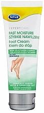 Parfums et Produits cosmétiques Crème au complexe de vitamines pour pieds - Scholl Expert Care