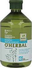 Parfums et Produits cosmétiques Shampooing à l'extrait de lin - O'Herbal