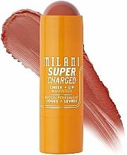 Parfums et Produits cosmétiques Stick pour joues et lèvres - Milani Supercharged Cheek + Lip Multistick