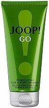 Parfums et Produits cosmétiques Joop! Go - Gel douche pour corps et cheveux