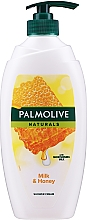Parfums et Produits cosmétiques Crème de douche à l'extrait de miel et de lait - Palmolive Naturals Milk Honey Shower Gel