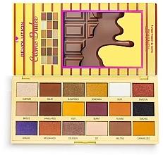 Parfums et Produits cosmétiques Palette d'ombres à paupières - I Heart Revolution Eyeshadow Chocolate Palette Creme Brulee
