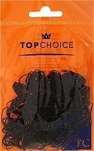Parfums et Produits cosmétiques Élastiques à cheveux 22722, noir - Top Choice