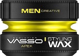 Parfums et Produits cosmétiques Cire coiffante - Vasso Professional Hair Styling Wax Apex