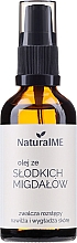 Parfums et Produits cosmétiques Huile d'amande douce - NaturalME