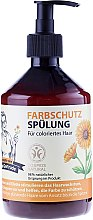 Parfums et Produits cosmétiques Après-shampooing à l'extrait de calendula et grande bardane pour cheveux colorés - Oma Gertrude