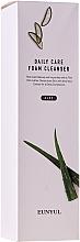 Mousse nettoyante à l'aloe vera pour visage - Eunyul Daily Care Aloe Foam Cleanser — Photo N2