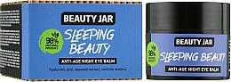 Parfums et Produits cosmétiques Baume anti-âge aux algues pour contour des yeux - Beauty Jar Anti-Age Night Eye Balm