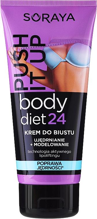 Crème raffermissante pour buste - Soraya Body Diet 24 Bust cream