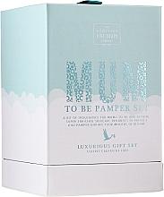 Parfums et Produits cosmétiques Scottish Fine Soaps Mum To Be Pamper Gift Set - Set (gel douche/75ml + bain moussant/75ml + beurre pour ventre/75ml + savon/40ml)