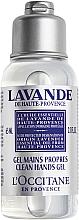 Parfums et Produits cosmétiques Gel antibactérien pour mains, Lavande - L'Occitane Lavande De Haute-provence