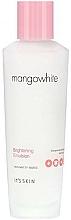 Parfums et Produits cosmétiques Émulsion à l'extrait de mangoustan pour visage - It's Skin Mangowhite Brightening Emulsion